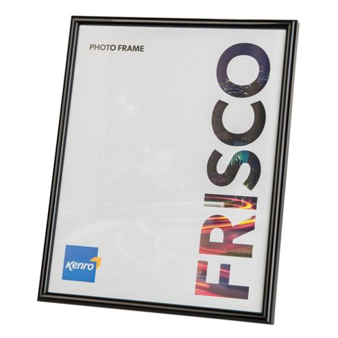 Kenro Frisco Black Photo Frame to hold a 18x12