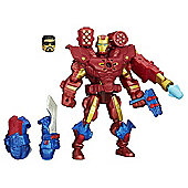 Marvel Super Hero Mashers Electronic Figure - Iron Man