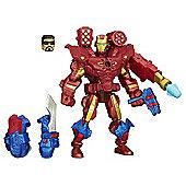 Marvel Super Hero Mashers Electronic Figure - Iron Man