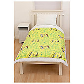 Spongebob Squarepants Fleece Blanket