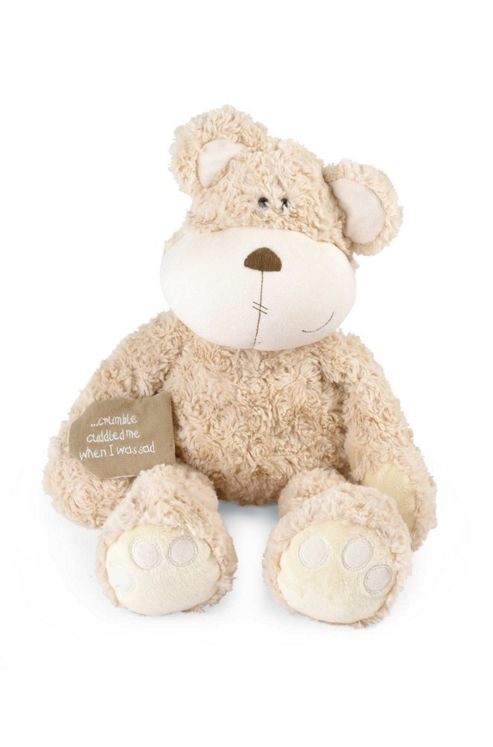 Mamas & Papas - Once Upon a Time - Crumble Bear Soft Toy