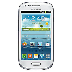 Vodafone Samsung Galaxy SIII Mini White