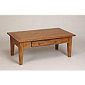 Origin Red Balmoral Oak Coffee Table - Medium Oak