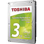 "Toshiba E300 3 TB 3.5"" Internal Hard Drive"
