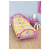 Peppa Pig Junior Bed Bedding Set