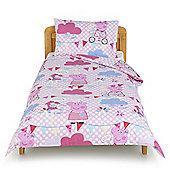Peppa Pig Junior Bed Bedding Set