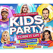 Latest & Greatest Kids Party-Turn It Up!