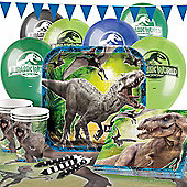 Jurassic World Deluxe Party Pack for 16