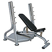 Bodymax Zenith Adjustable Olympic Flat Incline Decline Weight Bench