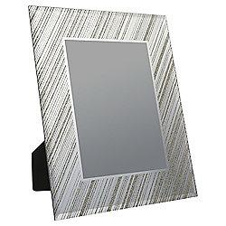 """Tesco Gold Glitter Frame 5""""x7"""""""