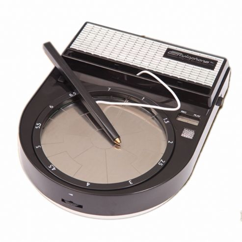 portable machine that records beat