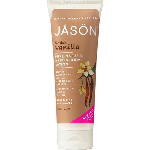 Vanilla Hand & Body Therapy (Organic) (240ml Lotion)
