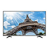 Hisense LTDN40K321WTS 40 inch Smart Wi-Fi UHD 2160p LED TV, Freeview HD, Silver