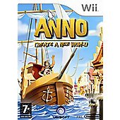 Anno - Create a New World - NintendoWii