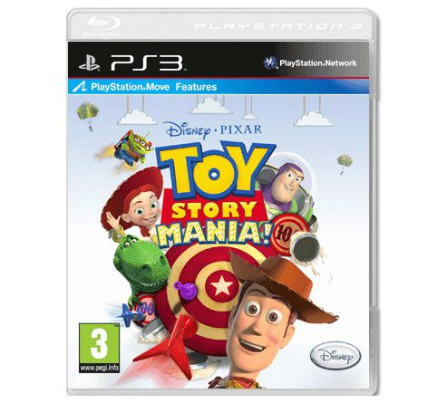 Toy Story Mania (PS3)