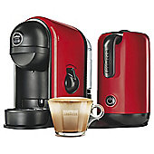 Lavazza Minu Latte Capsule Machine - Red