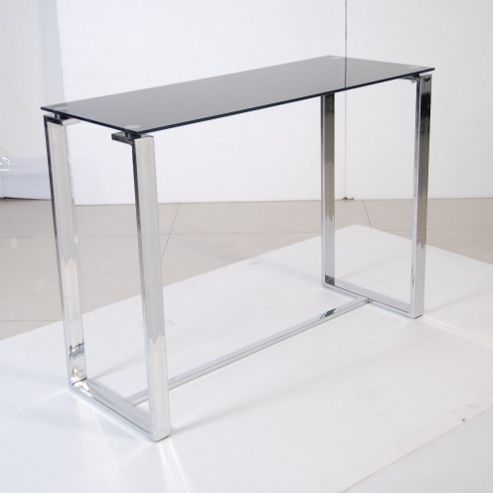 Solway Furniture Jet Sofa Table