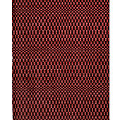 Think Rugs Sonic Red Knotted Rug - 120 cm x 170 cm (3 ft 9 in x 5 ft 7 in)