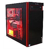 Cube Mini Phantom V2 703 Gaming PC i5 Skylake with Asus Strix GeForce GTX 980 4Gb Graphics CU-MPhani5980Win10 Intel i5 6600 3.3Ghz Quad Core Desktop