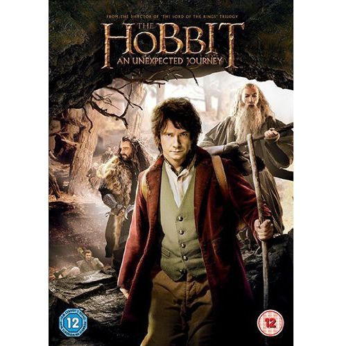 The Hobbit: An Unexpected Journey (DVD + Uv Copy)