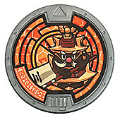 Yo-kai Watch Medal - Tough - Castelius III (Doukaku) [076]
