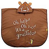 Littlelife Poncho Towel - Gruffalo (Small: 1-3yrs)