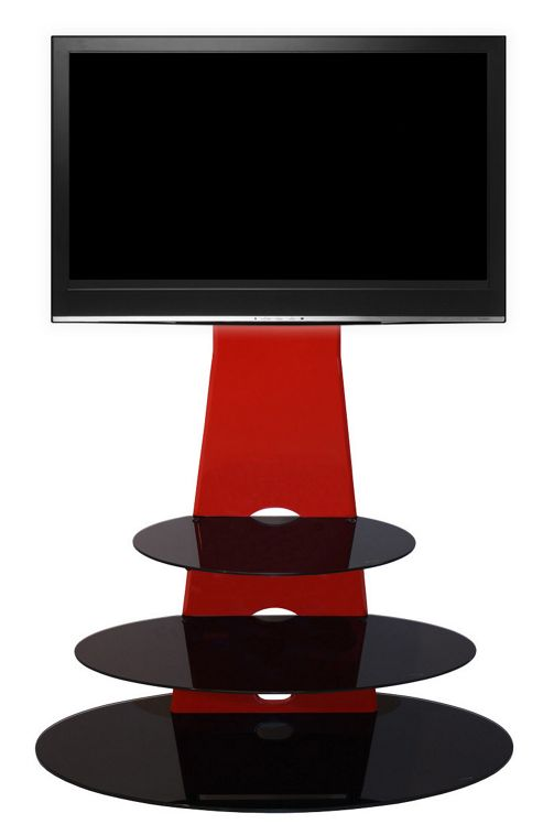 Gecko Orbit TV Stand - Red