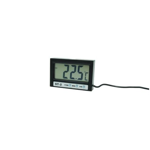 3-in-1 Digital Probe Clock Thermometer