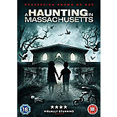 A Haunting In Massachusetts (DVD)