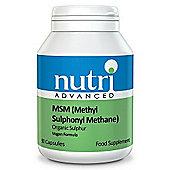 Nutri Ltd Msm 90 Capsules