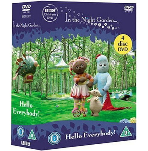 In The Night Garden - Hello