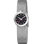 Mondaine Ladies Stainless Steel Bracelet Watch A6663032414SBB