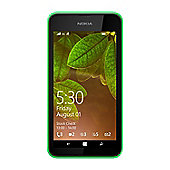 Nokia Lumia 530 (4 Touchscreen) Smartphone Snapdragon (200) Quad Core 1.2GHz 512MB 4GB (Bright Green)