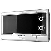 Hotpoint MWH2011 Solo Microwave Oven, 20L - White