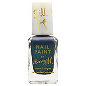 Barry M Silk Nail Paint 8 Forest 10ml