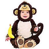 Monkey Around - Baby Costume 12-18 months