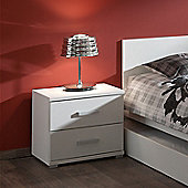 Vipack Milan Bedside Table