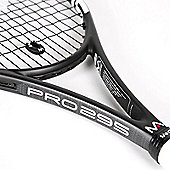 MANTIS Pro 295 Tennis Racket Player Tour PU Grip Modulus Carbon Frame G3