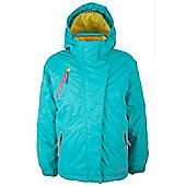 Starlight Girls Extreme Ski Jacket - Blue