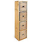 Ultimum Classic Pine Quad Box