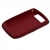 Research In Motion BlackBerry Skin Case for Blackberry 8500/8900/9300 Smartphones (Red)