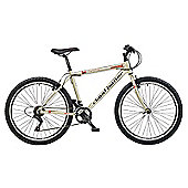 "Claud Butler Trailridge 1.1 Mens' 18"" Gold All Terrain Bike"