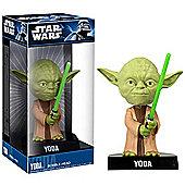 Funko Wacky Wobbler Star Wars Yoda Toy