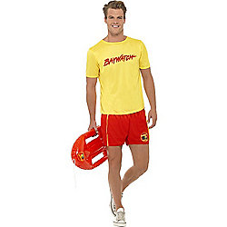 Baywatch Beach - Adult Costume Size: 42-44
