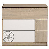 Parisot Battle 3 Drawer Chest