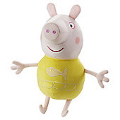Peppa Pig Holiday Giant Talking Soft Toy