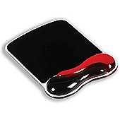 Kensington Technology Group Duo Gel Wave Mouse Pad