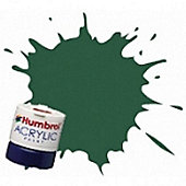 Humbrol Acrylic - 14ml - Matt - No78 - Cockpit Green