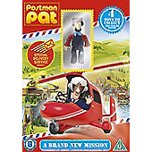 Postman Pat Sds: A Brand New Mission With Figurine (DVD)