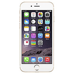 Tesco Mobile Apple iPhone 6 16GB Gold